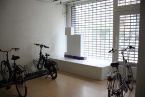 LNS60 studentenkamers fietsenberging foto 1