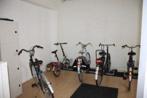 LNS60 kamer fietsenberging foto 2